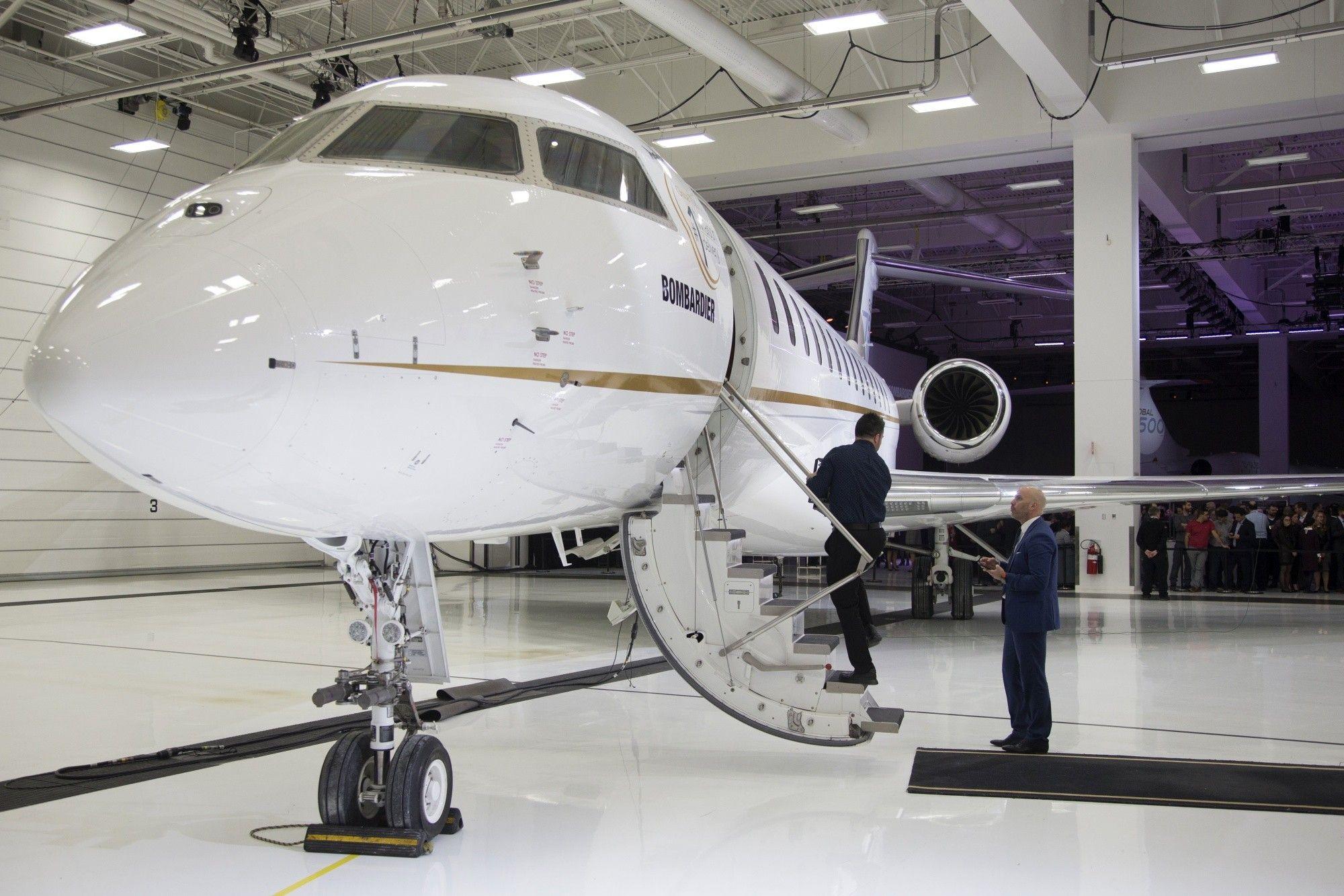De Los Ángeles a Nueva York en 4 horas: Bombardier anuncia un nuevo récord