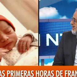 Jorge Rial está feliz por el nacimiento de su nieto