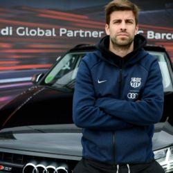 Messi eligió un Audi SQ7.