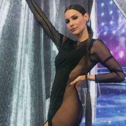 Pampita será jurado del certamen de Showmatch