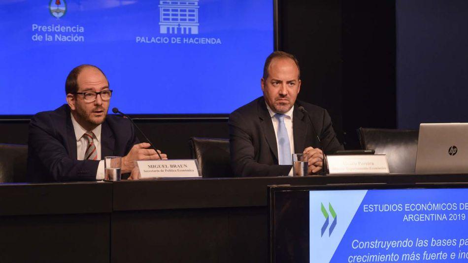 20190327 La OCDE presento su segundo estudio economico