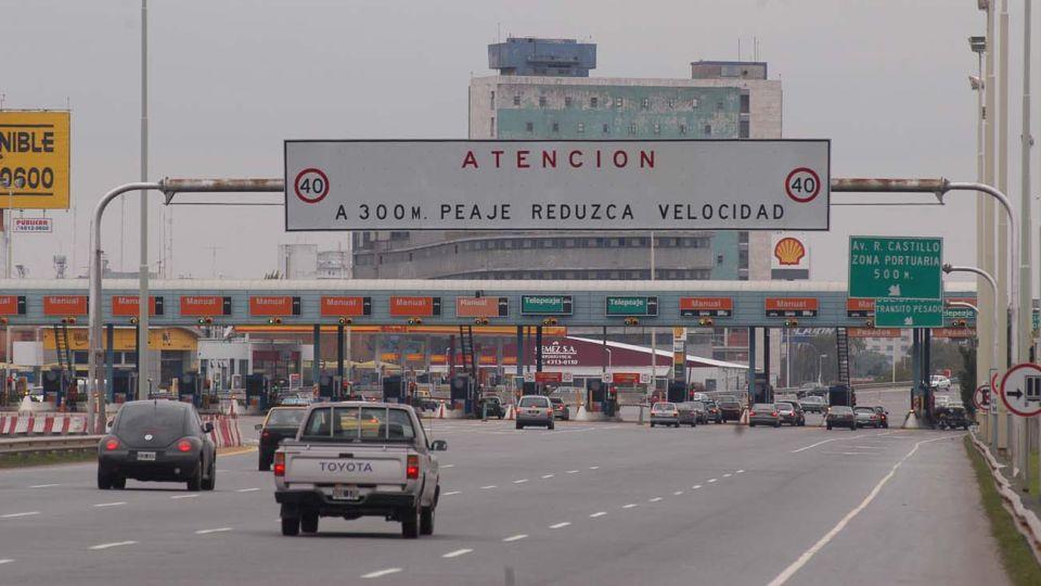 20190327 Peaje Autopista Illia