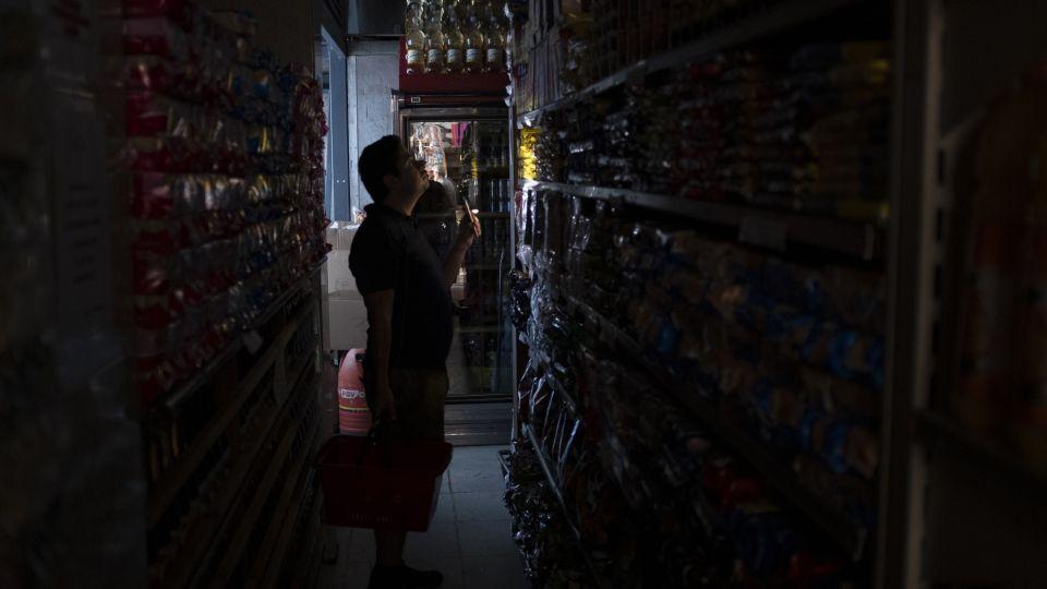 Venezuelans Continue Life As Power Blackout Enters Fourth Day