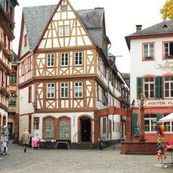 Mainz es una de las ciudades más importantes de Alemania y se la conoce también por el nombre español de Maguncia.