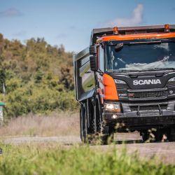 Scania ofrece ahora las nuevas cabinas P, G, R, a la que suma la S, la más grande y con piso totalmente plano.