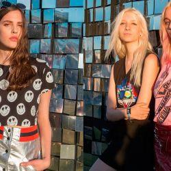 Lollapalooza se prepara para vivir un festival de tendencias y los distintos estilos se harán presente con sus shorts, borcegos, anteojos espejados, colores brillantes y sombreros como cada año | Foto: DF Entertainment