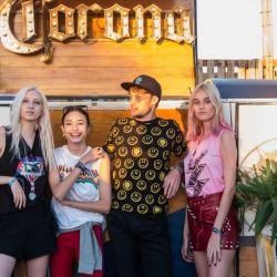 Lollapalooza se prepara para vivir un festival de tendencias y los distintos estilos se harán presente con sus shorts, borcegos, anteojos espejados, colores brillantes y sombreros como cada año   Foto: DF Entertainment