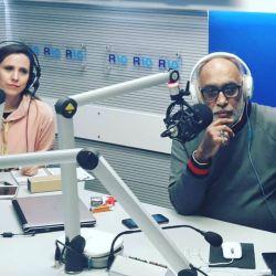 El Negro Oro y Camaño en Negro y Regreso (Radio 10)