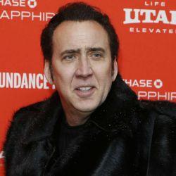 """Nicolas Cage estaba """"fuera de sí""""."""