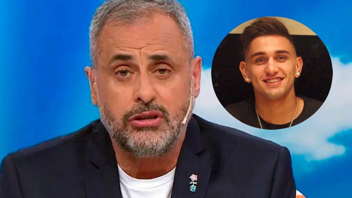 Rial y Facundo Ambrosioni ya tienen su primer conflicto por Francesco