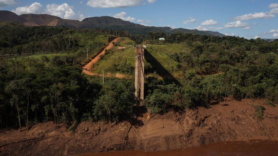 Brazil Bans Upstream Mining Dams After Vale's Latest Spill