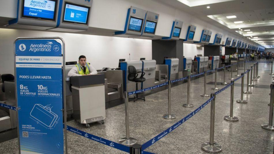 Aerolineas Argentinas paro g_20190328