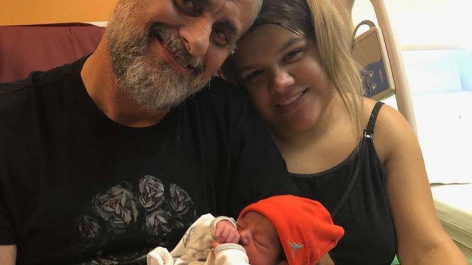 El emotivo mensaje de Jorge Rial tras convertirse en abuelo