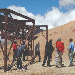 Travesía 4x4 hasta la mina La Mejicana