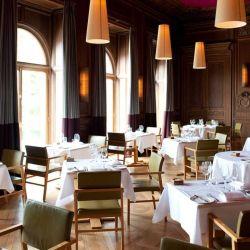 Uno de los tantos salones de té rurales que inspiraron a la escritora Agatha Christie.