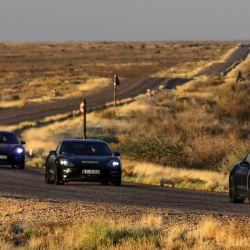 Taycan, el primer auto 100% eléctrico de Porsche podría llegar a la Argentina.