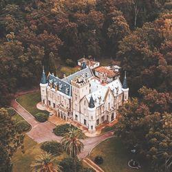 La Candelaria: un castillo francés de finales del siglo XIX