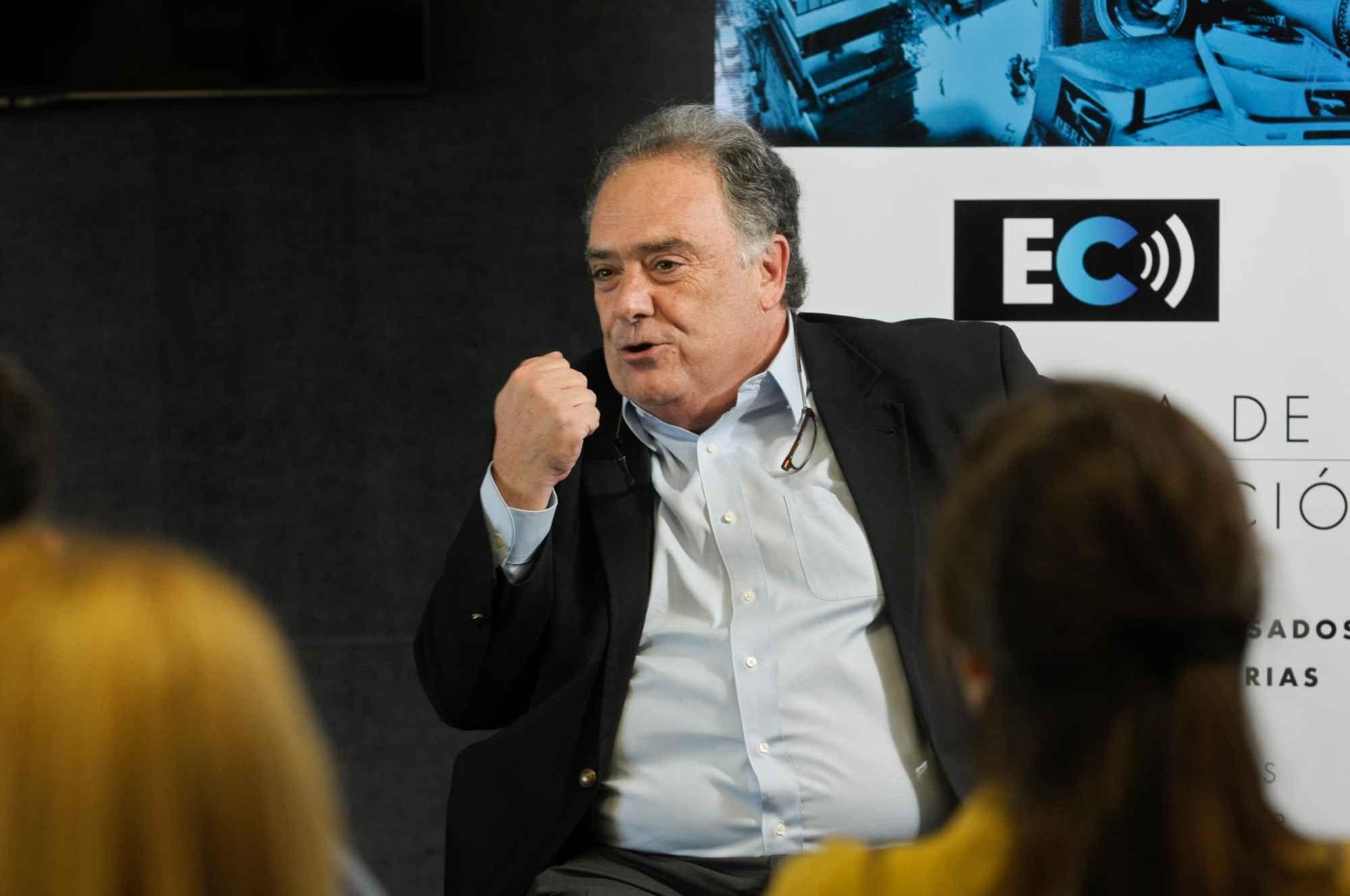 """Eduardo Valdés: """"No la veo a Cristina Kirchner dedicada full time a la candidatura"""""""