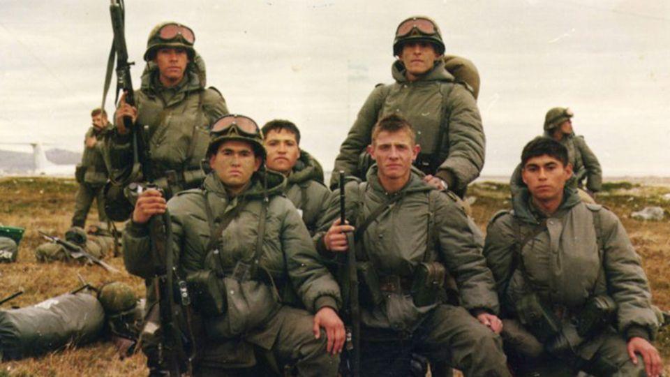 soldados de malvinas