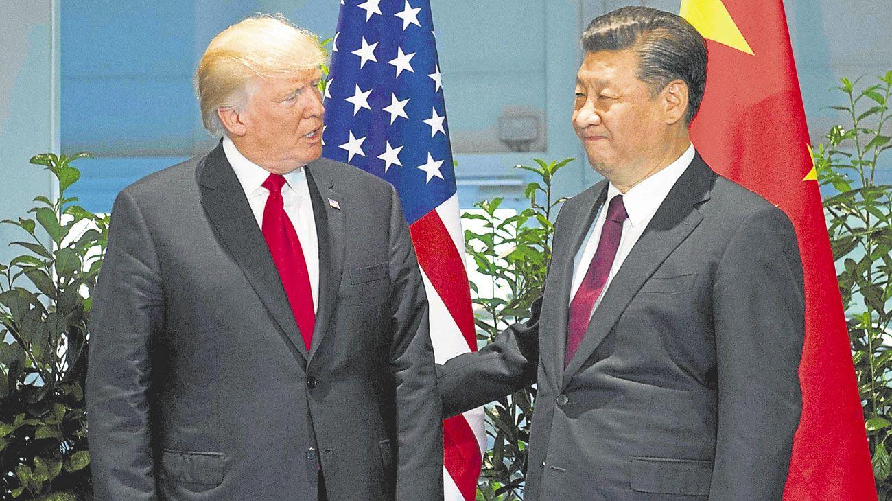 Hegemonia. Hay que manejar el equilibrio tanto con Trump como con Xi Jinping.
