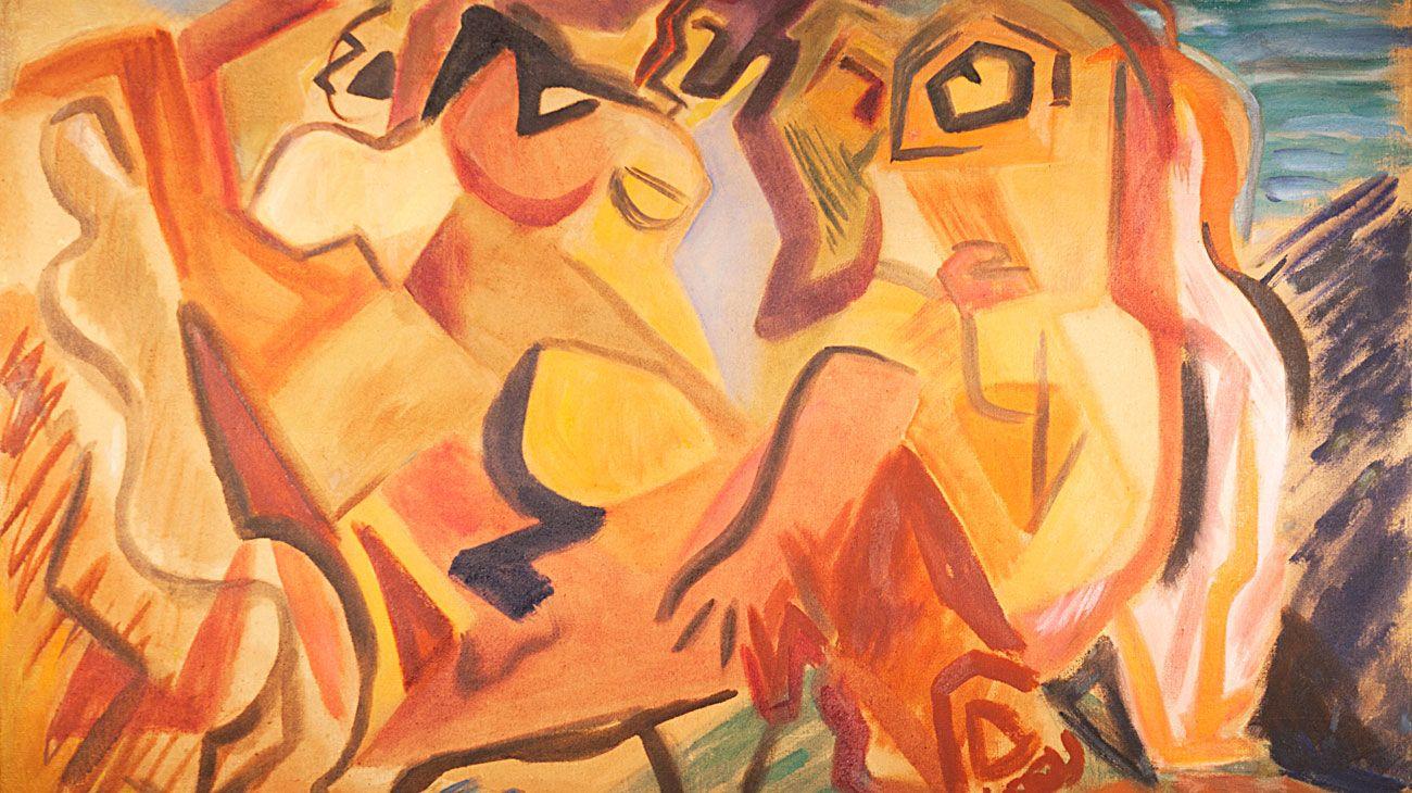 Fundante. Además de su producción individual, se caracterizó por detectar las nuevas formas que iban tomando los trabajos de los artistas emergentes.