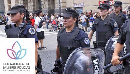 """Relatos. """"Las policías provinciales estamos desprotegidas"""", dicen desde la red. Buscan que políticas de género las alcancen."""