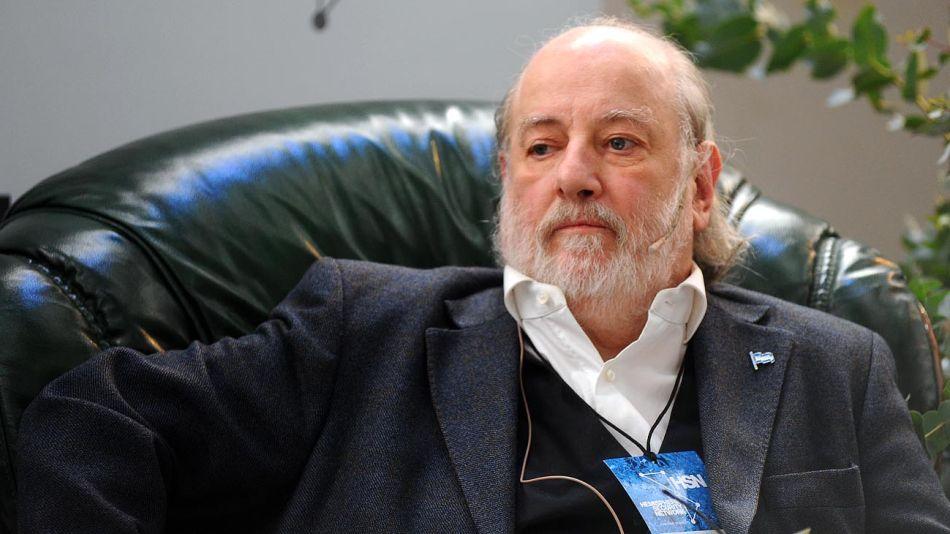 El juez Claudio Bonadio, a cargo de la causa de los Cuadernos de las Coimas.