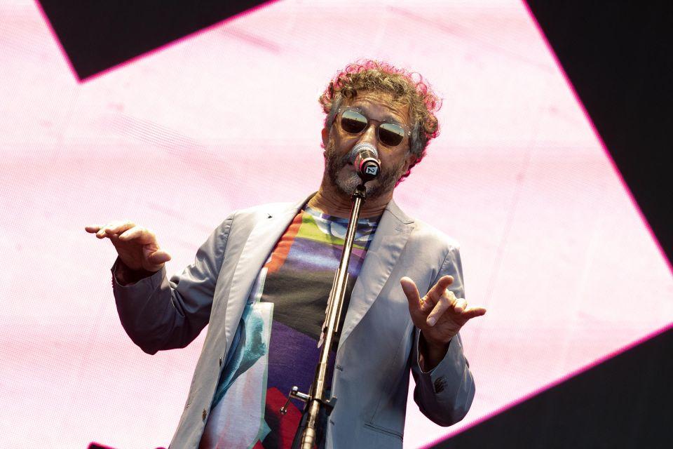 Fito Paez en el Lollapalooza 2019