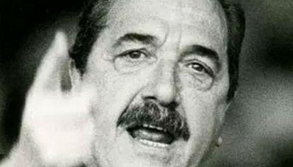 """El expresidente publicó en 2004 su """"Memoria política""""."""