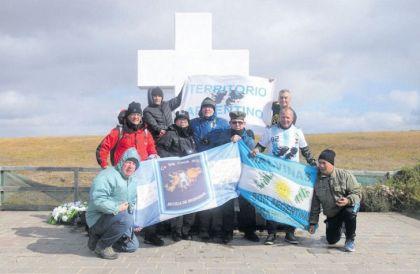 bandera Malvinas