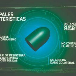 Características básicas de la PLOAR.