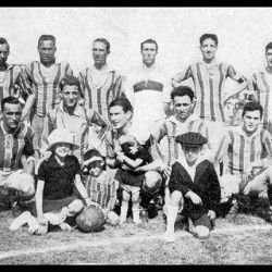 1924 vs Bristol ret