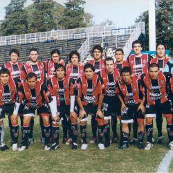 2009 36¬ fecha Platense 0 Chacarita 1