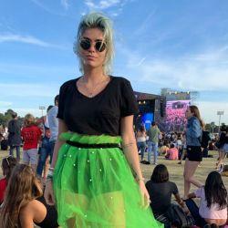 Lollapalooza 2019: los mejores looks que marcaron tendencia la sexta edición