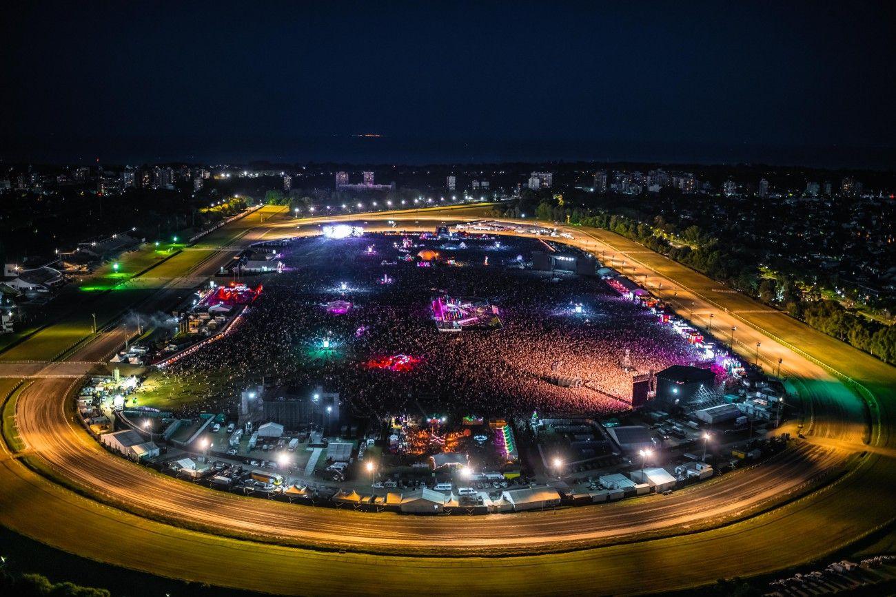 Con entradas agotadas, Lollapalooza Argentina celebró su sexta edición ante 300 mil fanáticos