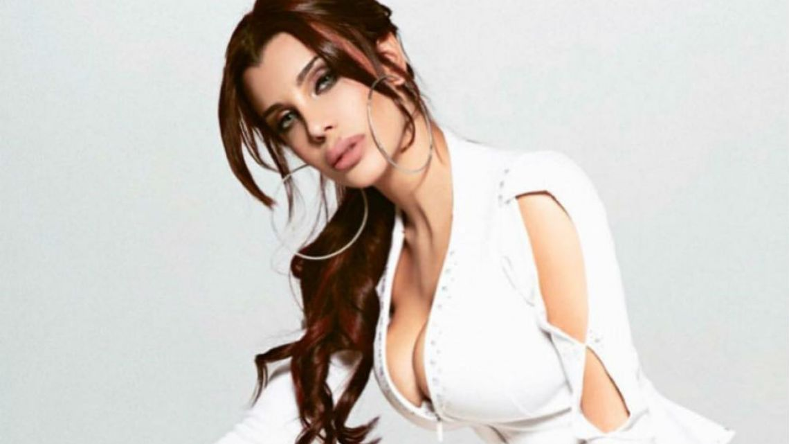 El video hot de Charlotte Caniggia que fue censurado por Instagram