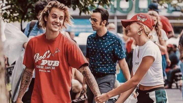 Justin Bieber compartió una foto muy provocativa que encendió a sus fans