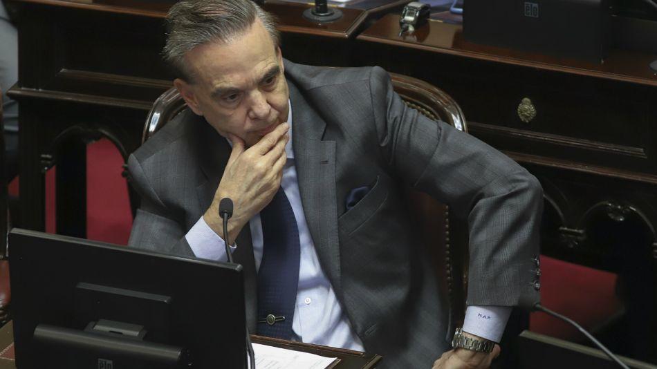Miguel Angel Pichetto, senador.