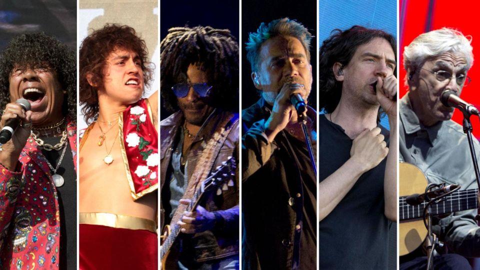 Los músicos del Lollapalooza 2019
