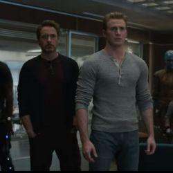 EL nuevo tráiler de Avengers 4