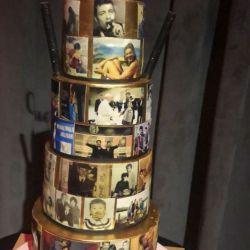 Marcelo Tinelli celebró sus cumpleaños 59