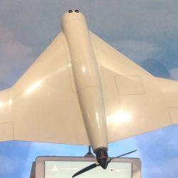 El KUB-UAV de Kalashnikov llama la atención por sus reducidas dimensiones.