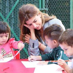 Juliana Awada festejó su cumpleaños 45 en Lómas de Zamora