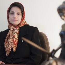 Nasrin Sotoudeh, la abogada y activista condenada a golpes y prisión,