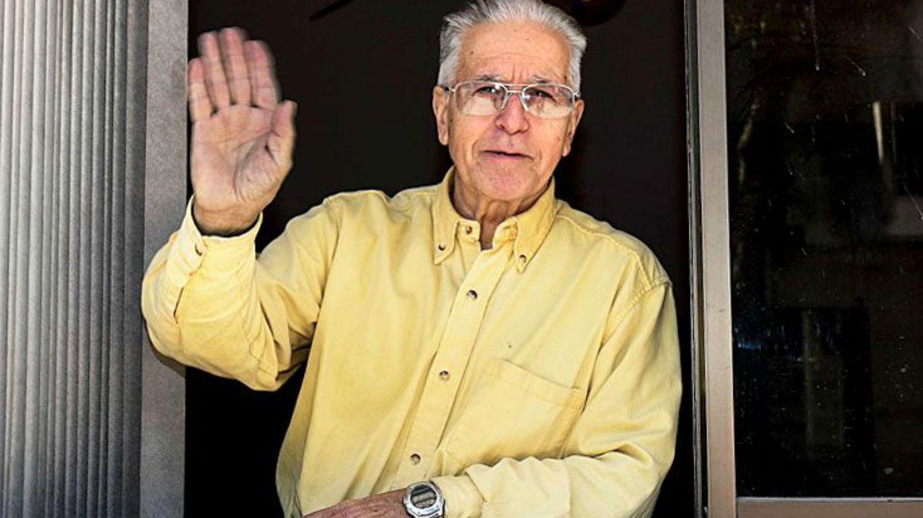 Gustavo Rivas.