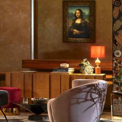 El Museo del Louvre se transformará en un alojamiento de lujo.