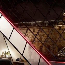 Una pareja ganadora tendrá la oportunidad de ver qué es lo que pasa dentro del Museo del Louvre cuando se cierran las puertas.