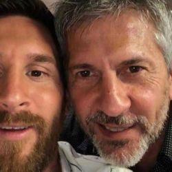El padre de Leo Messi fue detenido en Rosario