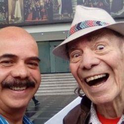 """Alejandro Valdés era hijo del comediante Manuel """"El Loco"""" Valdés"""