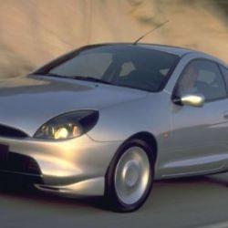 A fines de los 90' y principios del nuevo siglo, se comercializó una coupé con el nombre Puma.
